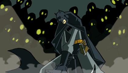 Batman Vs The World Wallpaper Version 1