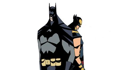 Batman Vs Wolverine Wallpaper Version 4