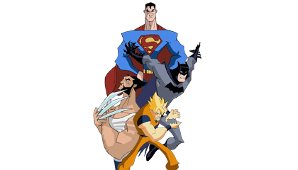 Heroes Brawl Wallpaper Version 1