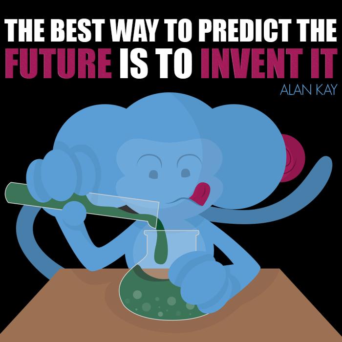 Quotes With Monki - Alan Kay