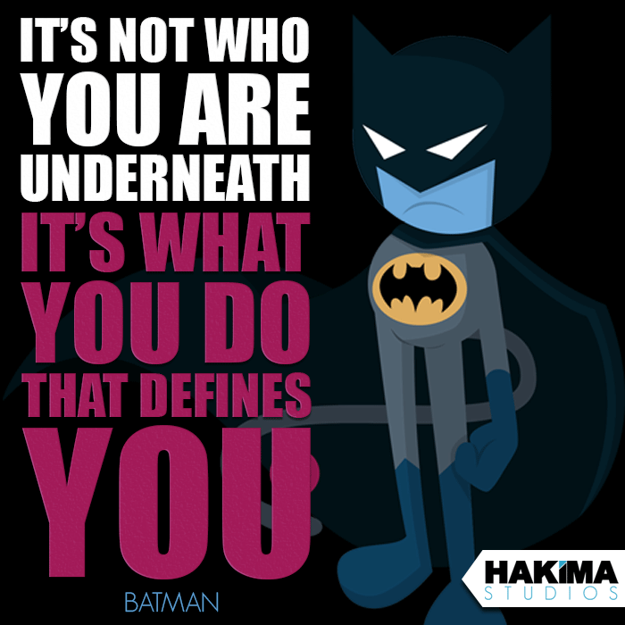 Quotes With Monki - Batman