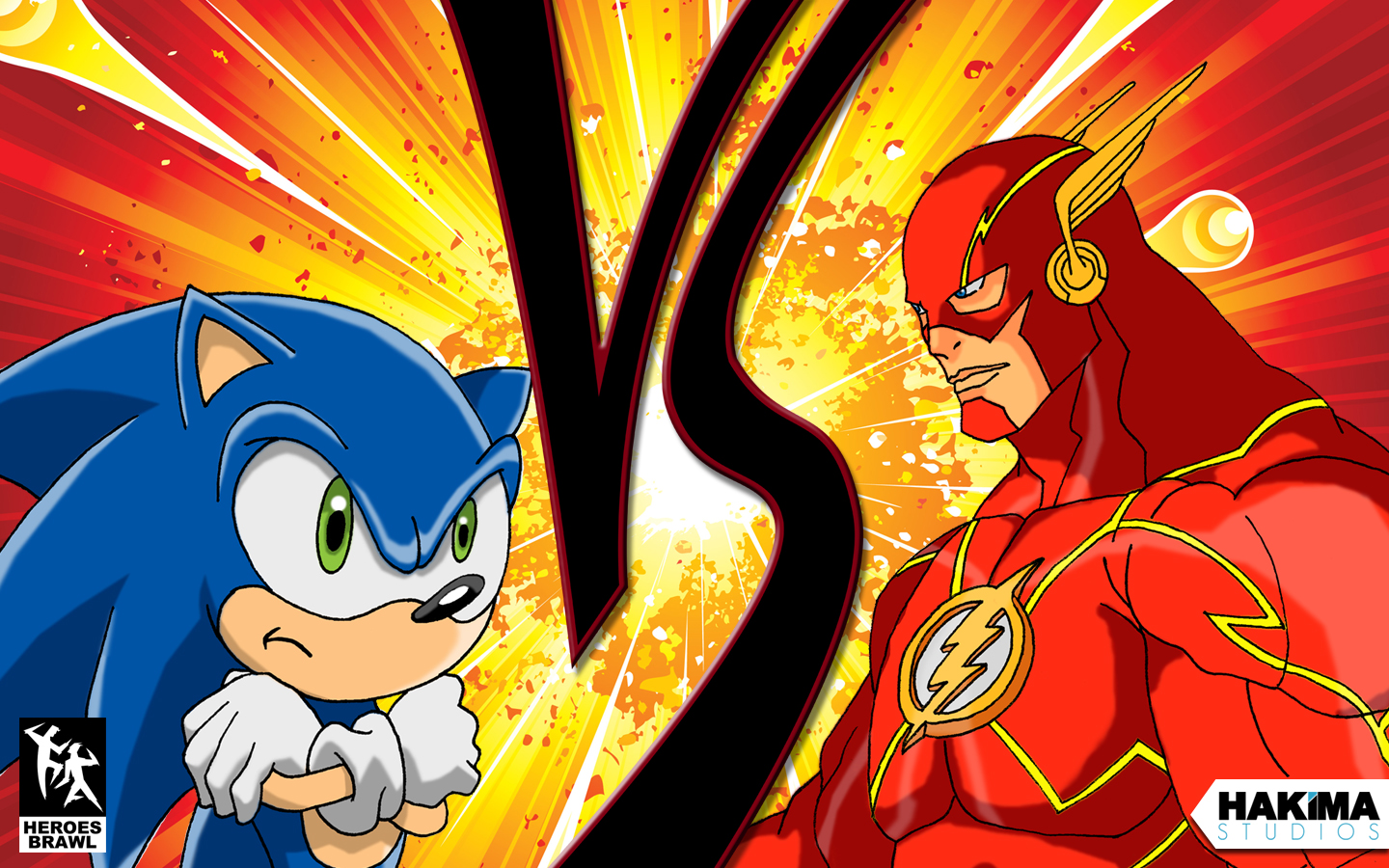 flash vs sonic - photo #14