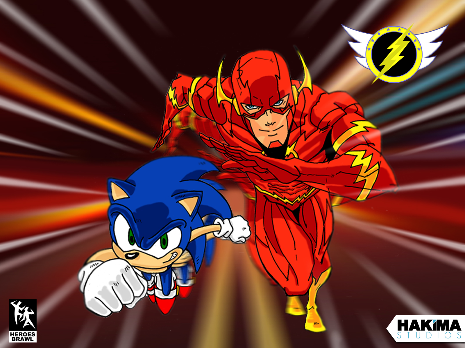 flash vs sonic - photo #21