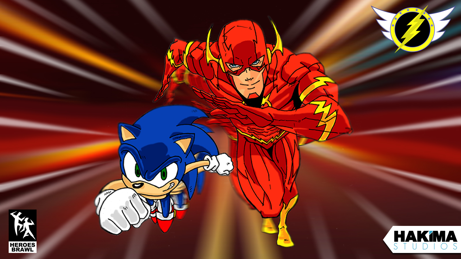 flash vs sonic - photo #16