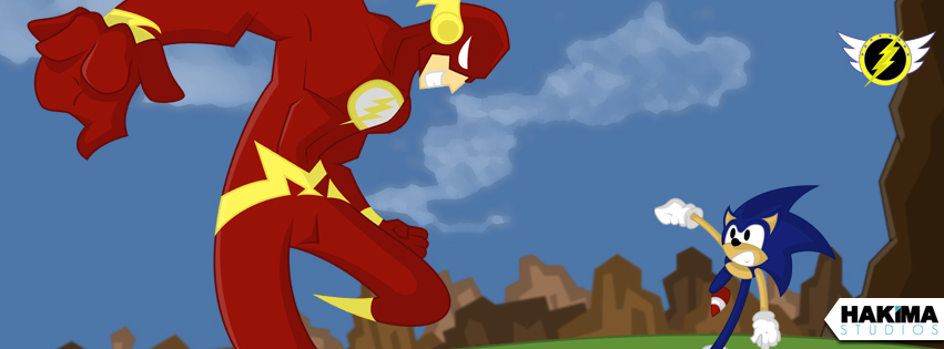 flash vs sonic - photo #46
