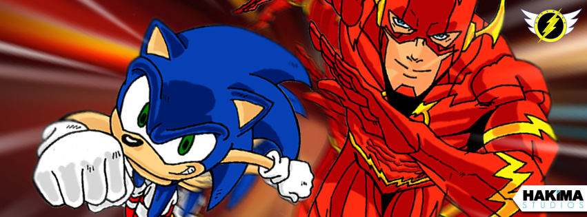 flash vs sonic - photo #13